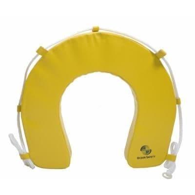 Horseshoe Only - Yellow (Soft)